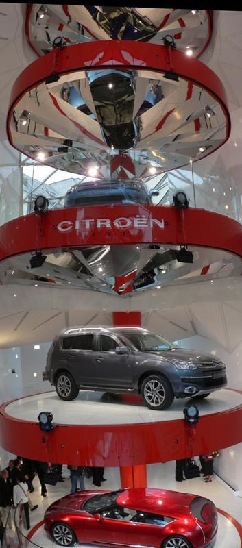 Tournettes du C 42 Citroën