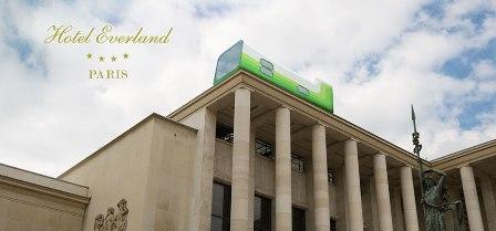 Hotel Everland Paris Palais de Tokyo