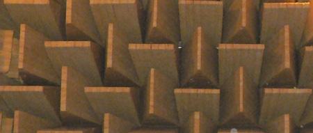 La salle anéchoïque de l'IRCAM