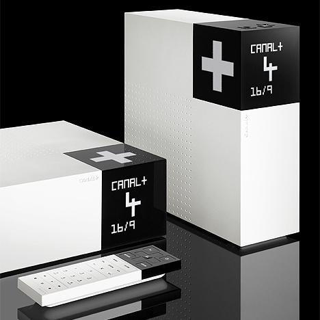 Yves Behar signe Le Cube pour Canal+