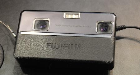 appareil photo numérique Fujifilm 3D