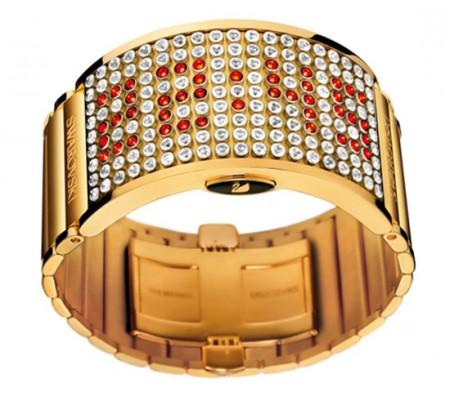 swarovski d light gold