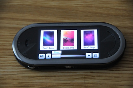 Test Samsung Platine galerie photo