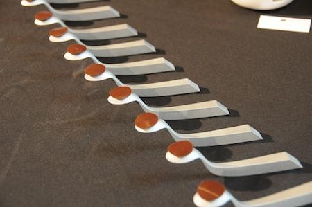 Sylvie Amar Studio accessoires chocolat