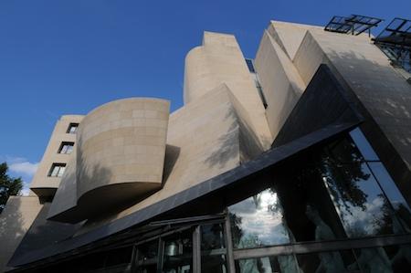 Frank Gehry Cinématèque française