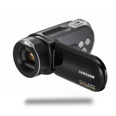 Samsung HMX H105 test