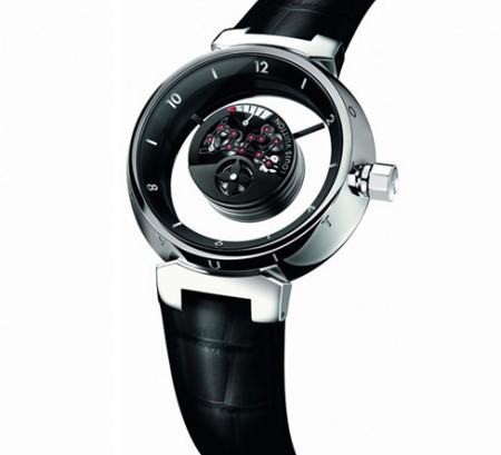 Louis Vuitton Tambour Mystérieuse