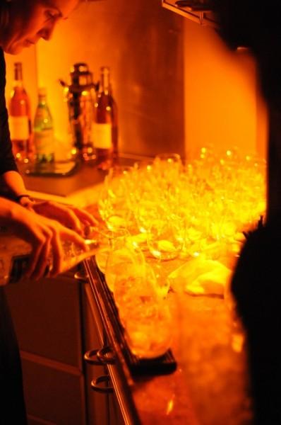 Semaine du Fooding 2009 bar clandestin