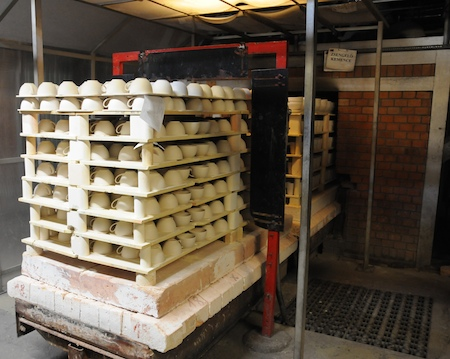 Four Porcelaine usine Guy Degrenne Alföld
