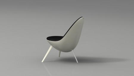 The Chair ltd lounge chair