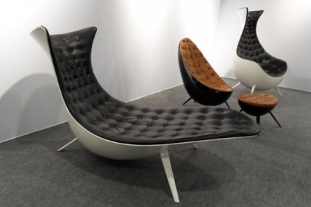 The Chair Ltd chaise longue