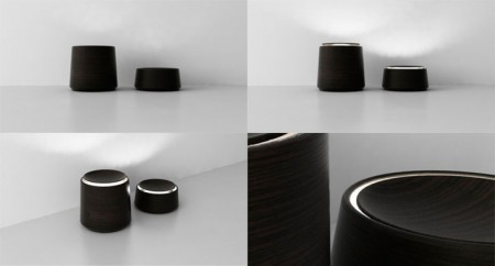 noon studio Pelegrin Gautier Taiani Vincent lampes Jar