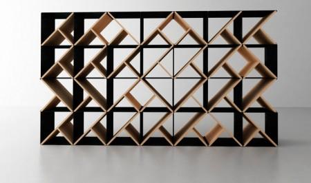 noon studio Pelegrin Gautier Taiani Vincent étagère Steel