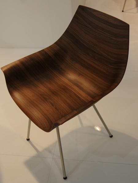 Chaise bois LaPalma