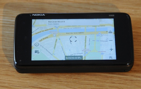 Test Nokia N900