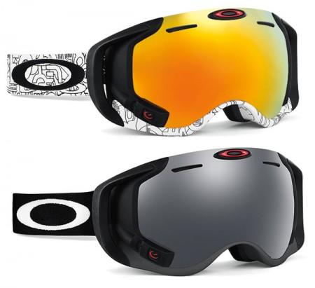 Oakley Airwave : le masque de ski à vision tête haute
