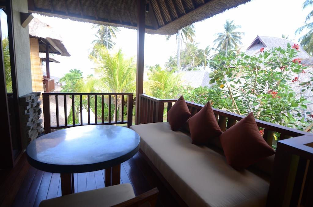 Qunci villas lombox review avis test hotel