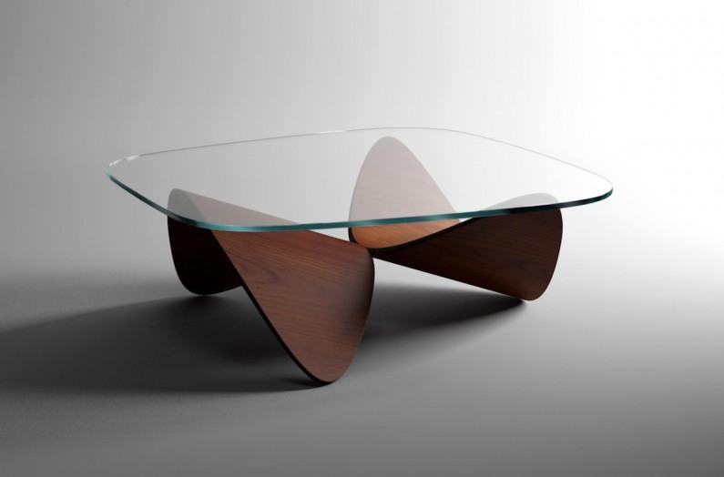 Sandro lopez coffee table table basse bois design