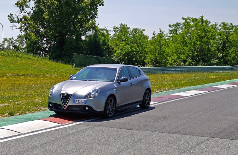 Test essai Alfa Romeo Giulietta QV Quadrifoglio Verde