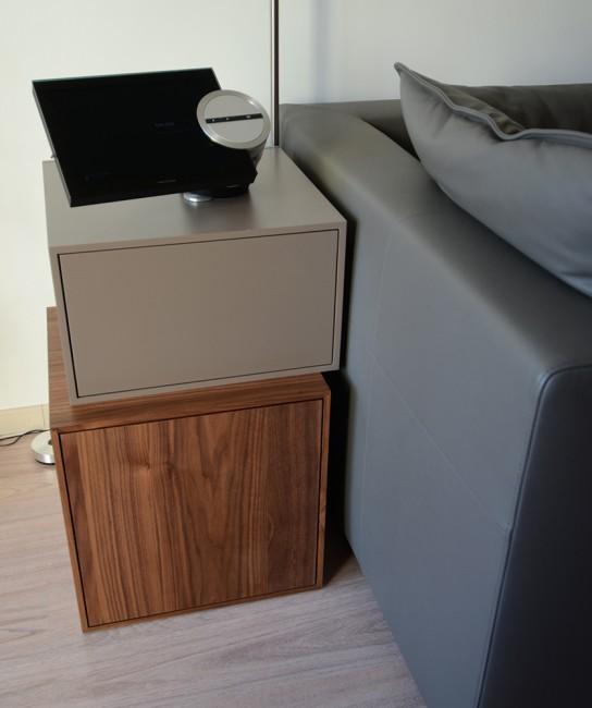 diisign home living room détail cubIt