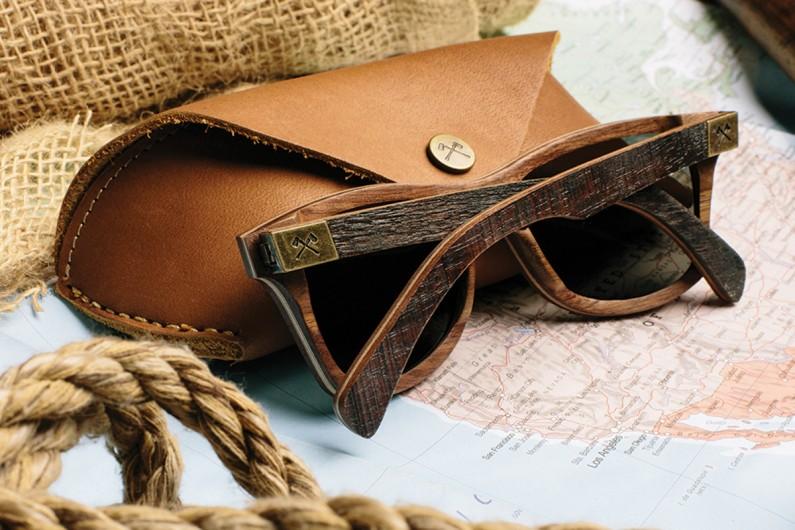 PortsOfPortland Shwood lunettes