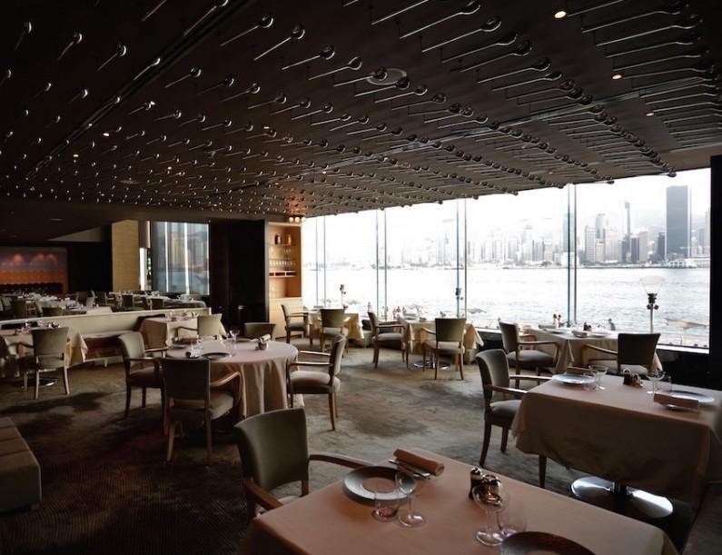 Spoon Alain Ducasse InterContinental Hong Kong review