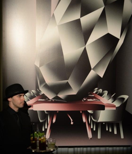 Louisa Gagliardi Pullman Wallpaper