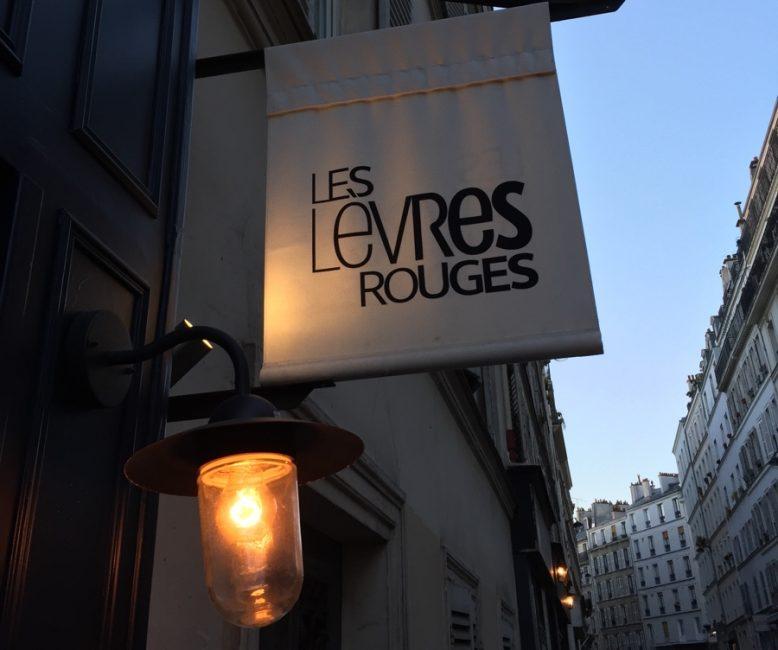 Les Lèvres rouges Paris avis