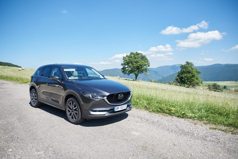Essai Mazda CX-5 2017 test review