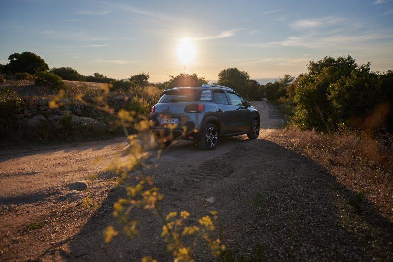 Test Citroën C3 Aircross essai