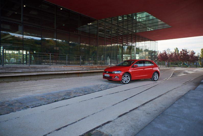 Volkswagen Polo 2018 test essai