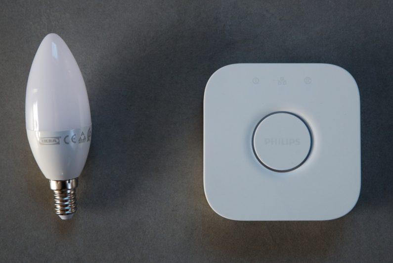 [Test] Ajouter des ampoules Ikea tradfri sur pont Philips Hue, c'est possible