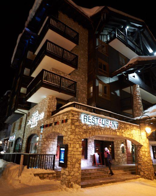 Avenue Lodge hotel luxe val d'Isère avis meilleur design