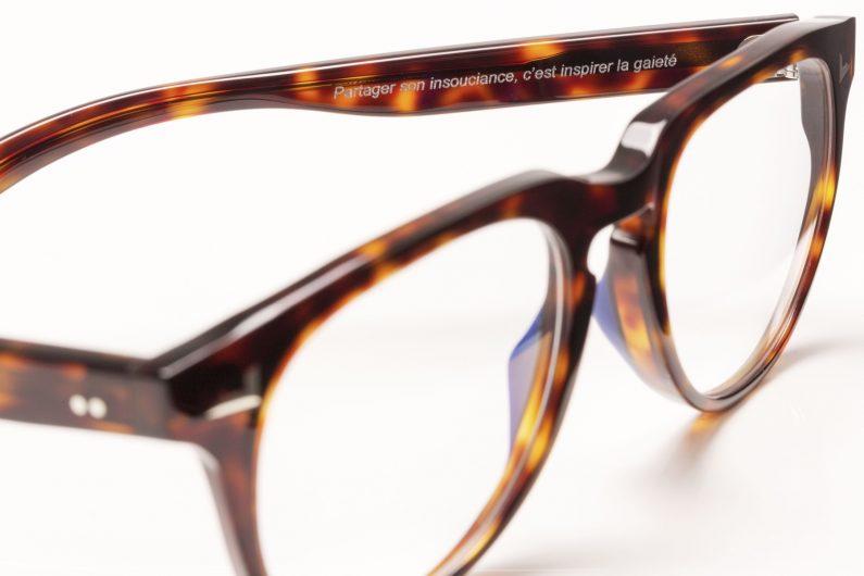 Luguète lunettes solaires made in france acétate rétro