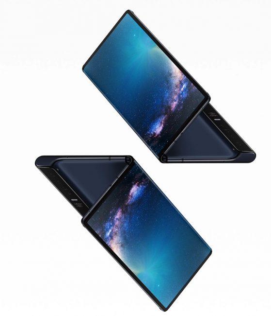 Chine 1 Corée 0 : le Huawei Mate X est (déjà) une version corrigée du Samsung Galaxy Fold