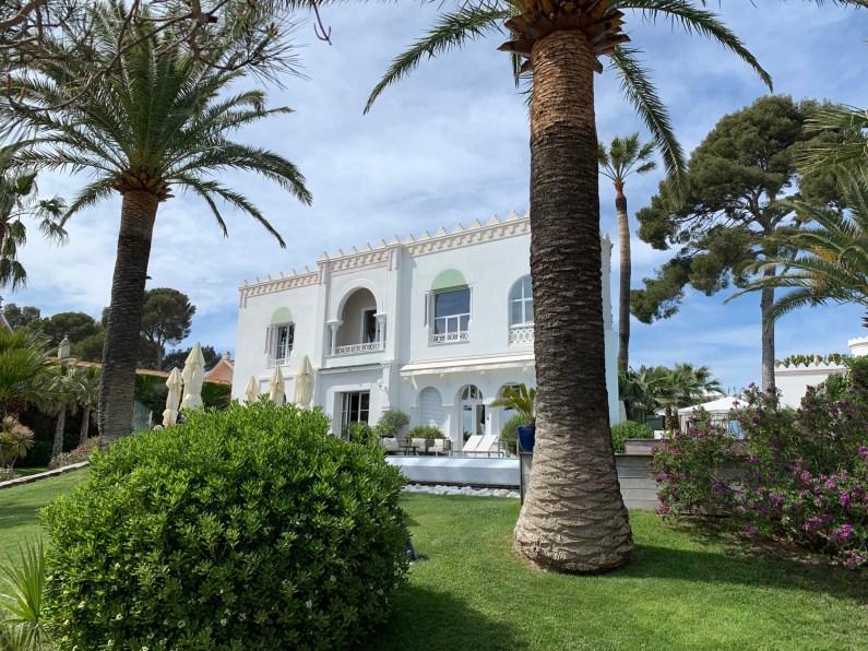 la Villa Mauresque Saint Raphael hotel review avis