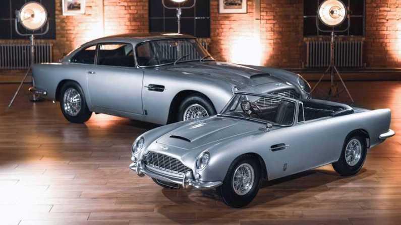 Réédition de voitures mythiques : Qu'il est bon d'être un enfant riche!