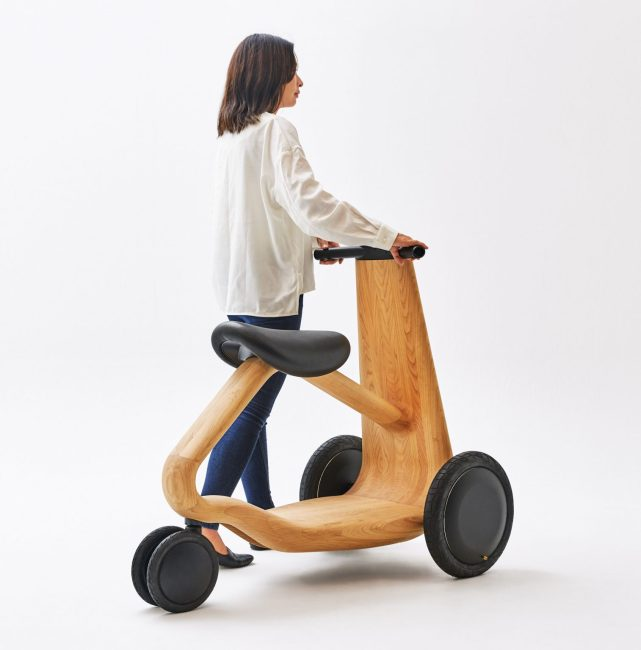 scooter bois design