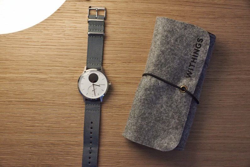 test Withings Scanwatch