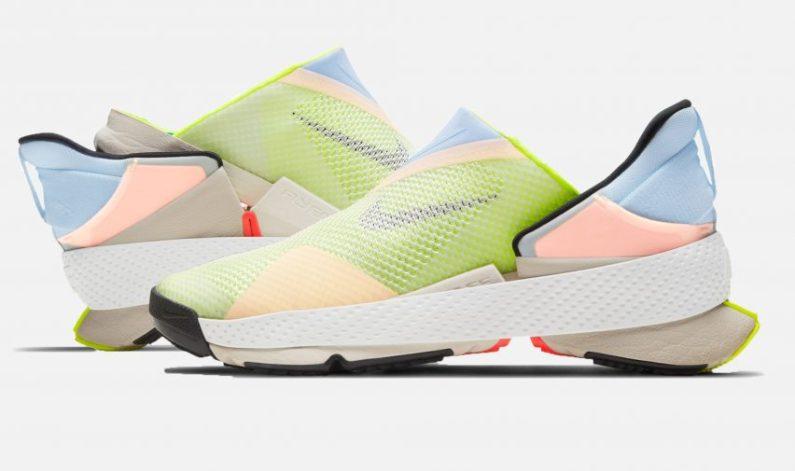Nike Go FlyEase chaussure sans lacet mains libre