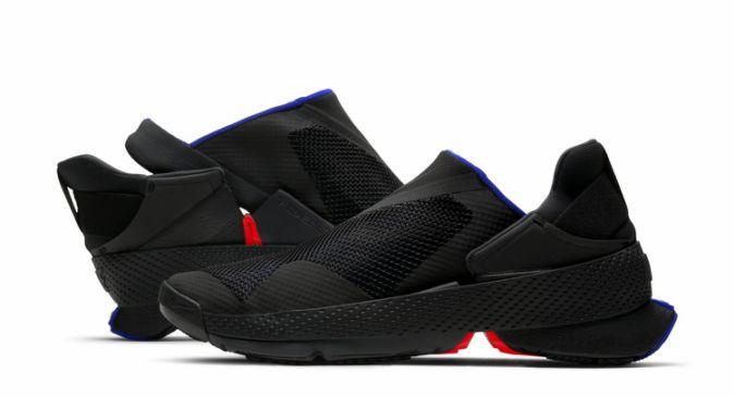 Nike Go FlyEase : les chaussures qui s'enfilent sans les mains