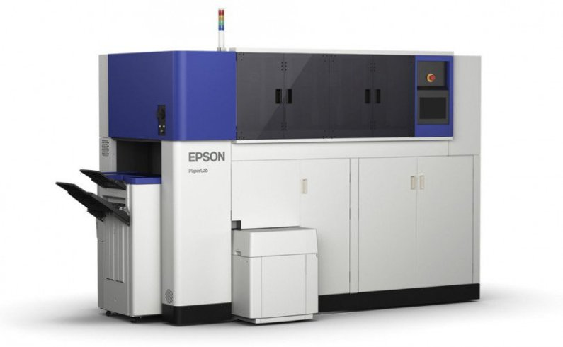 Ecologie : le PaperLab d'Epson fabrique du papier neuf avec vos vieux papiers