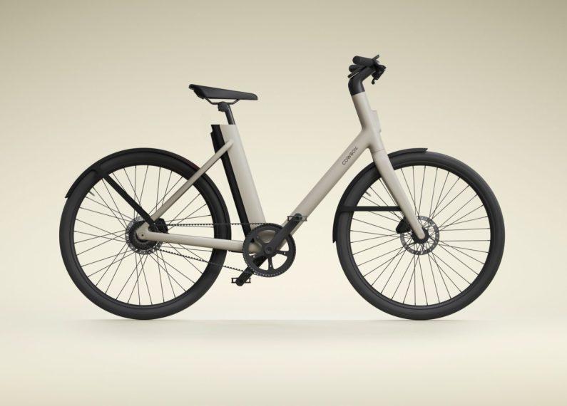Cowboy C4 ST 4 vélo électrique connecté vae GPS