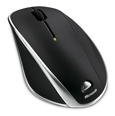 Microsoft Wireless Laser Mouse 7000 Test Review
