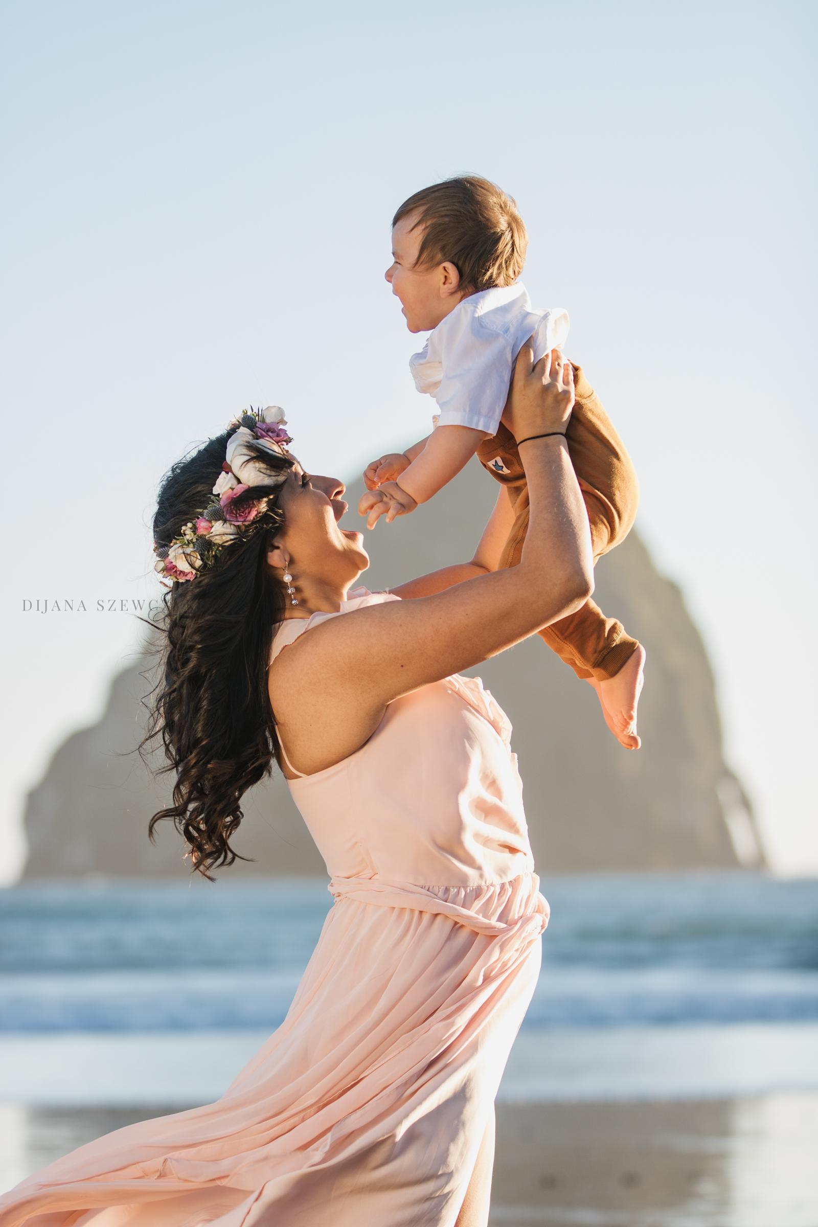 mom and me portland