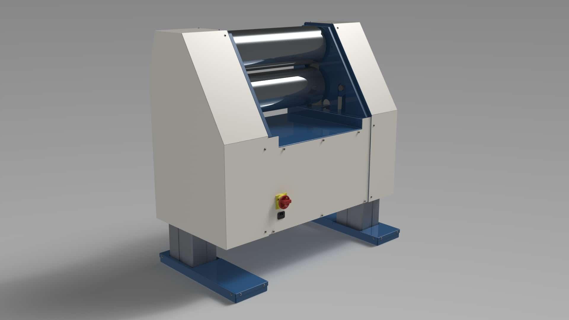Dijatec siliconenwals MW20HV
