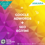 Google AdWords ve SEO Eğitimi [Ankara]