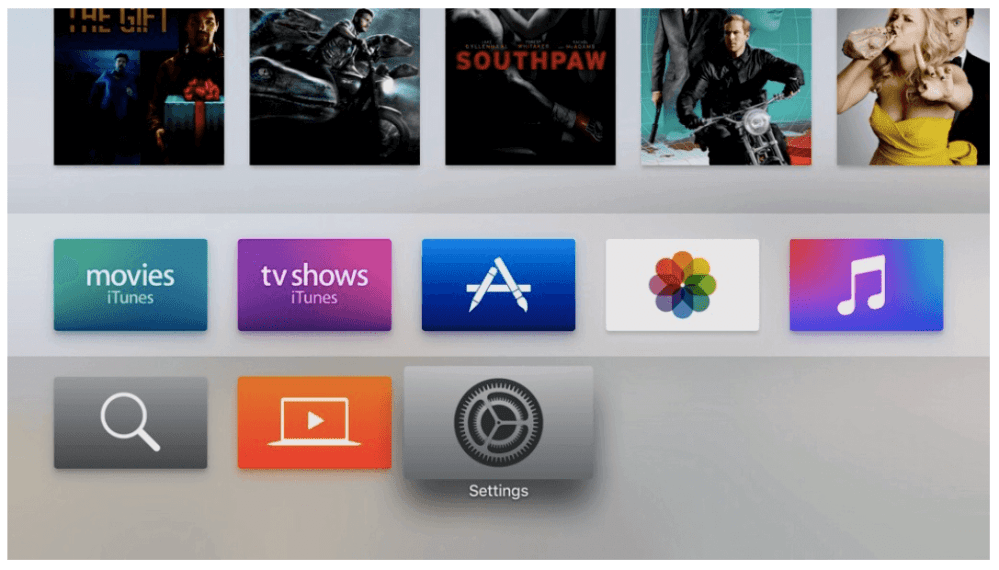 Yeni Apple TV Demo Modu