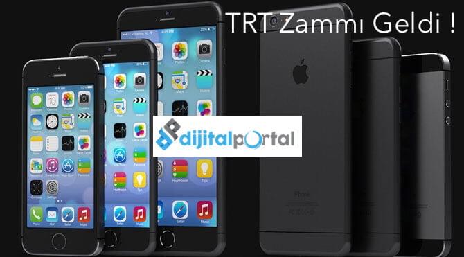 iPhone TRT Zammı,Macbook TRT Zammı,iPad TRT zammı,Apple TRT Zammı