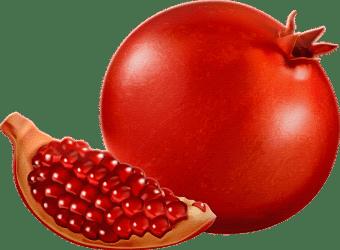 pomegranate fruit - agcera and libido